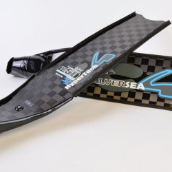 C4 - Silver Sea HT Blades Only (Pair)