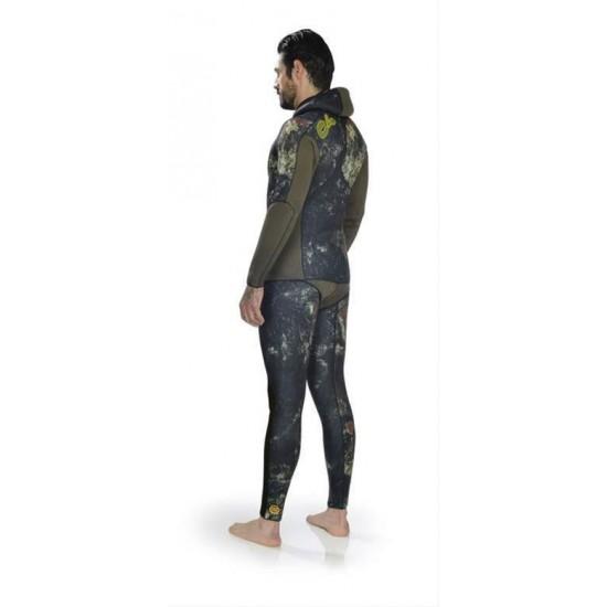 C4 Extreme Camo Wetsuit Jacket