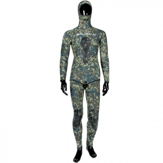 Salvimar N.A.T. 2 Piece Wetsuit (3.5mm, 5.5mm, 7mm)